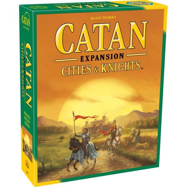 Catan - Cities & Knights