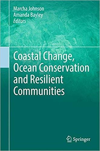 Coastal change, ocean conservation and resilient communities book cover image