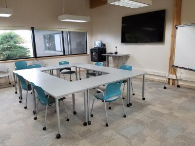 Guin Library Lavern Weber Meeting Room