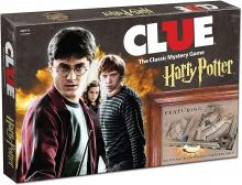 Clue, the Classic Mystery Game Harry Potter
